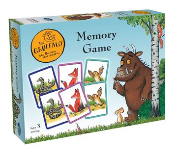 Picture of Game - Gruffalo Memory
