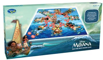 Picture of Game - Moana Race the Waves
