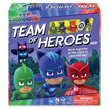 Picture of Game - PJ Masks Team Of Heroes