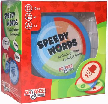 Picture of Game - Speedy Words