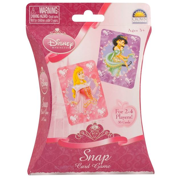Picture of Game - Disney Princess Snap Cards