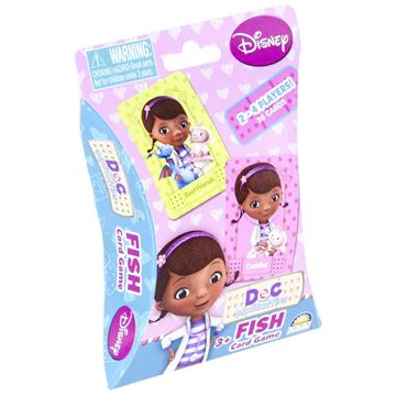 Picture of Game - Doc McStuffins Fish Cards