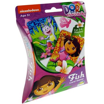 Picture of Game - Dora Jungle Fish Cards