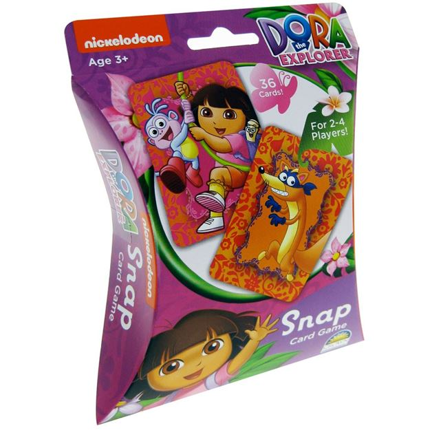 Picture of Game - Dora Jungle Snap Cards