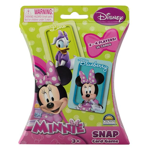 Picture of Game - Minnie Mouse Snap Cards