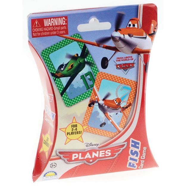 Picture of Game - Planes Fish Cards