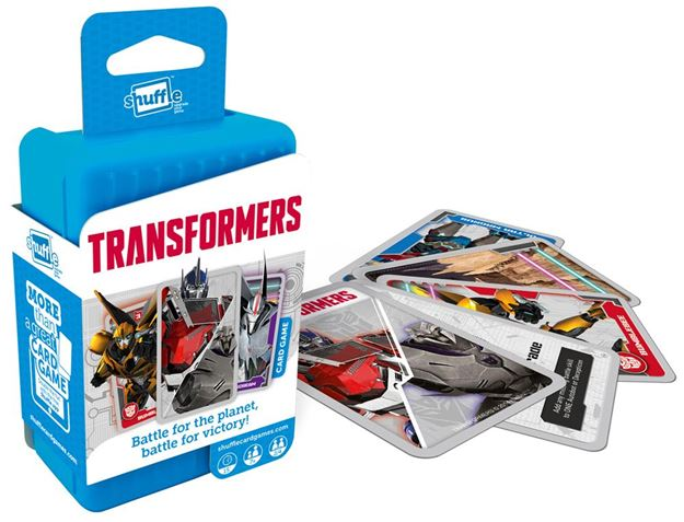 Picture of Game - Shuffle Transformers Cards