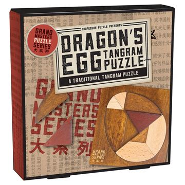 Picture of Professor Puzzle - Dragons Egg Tangram
