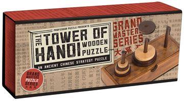 Picture of Professor Puzzle - Tower Of Hanoi
