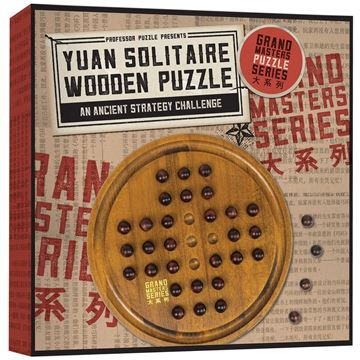 Picture of Professor Puzzle - Yuan Solitaire