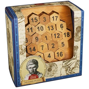Picture of Professor Puzzle - Aristotles Number