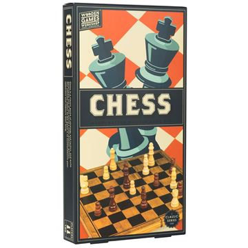Picture of Professor Puzzle - Wooden Chess