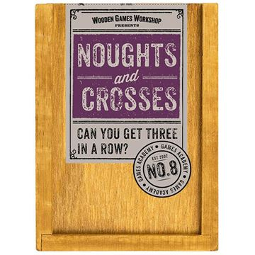 Picture of Professor Puzzle - Noughts & Crosses