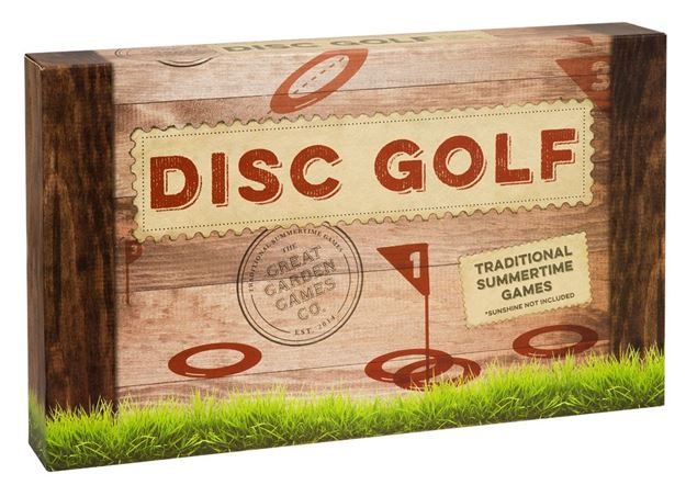 Picture of Professor Puzzle - Disk Golf
