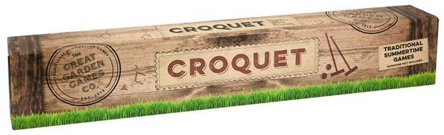 Picture of Professor Puzzle - Croquet