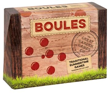 Picture of Professor Puzzle - Boules
