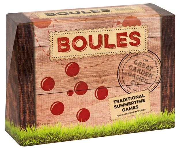 Picture of Professor Puzzle - Boules