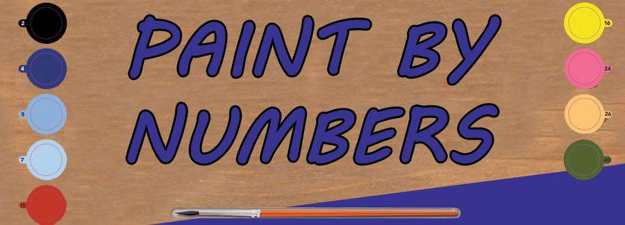 Picture for category Paint by Numbers