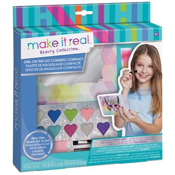 Picture of Make It Real - Girl-On-The-Go Cosmetic Compact