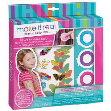 Picture of Make It Real - Colour Burst Hair Deco