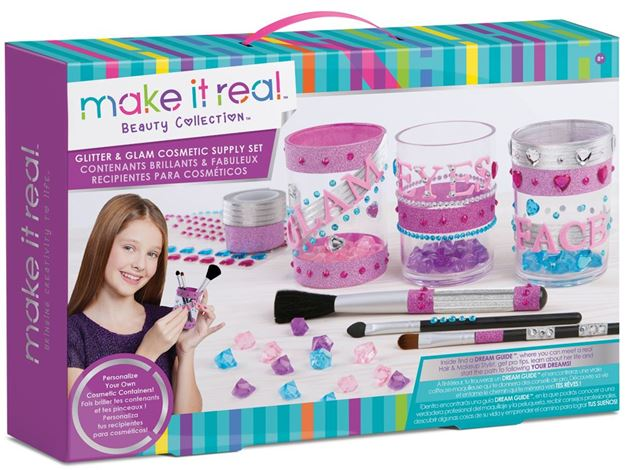 Picture of Make It Real - Glitter & Glam Cosmetic Supply Set