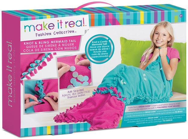 Picture of Make It Real - Knot & Bling Mermaid Tail