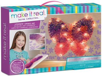 Picture of Make It Real - Lite @ Nite String Art