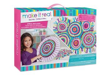 Picture of Make It Real - Spiral Deco Rug