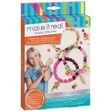 Picture of Make It Real - Charm Bracelets (Orange)