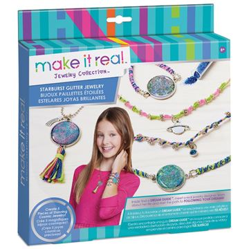 Picture of Make It Real - Starburst Glitter Jewellery