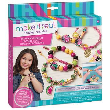 Picture of Make It Real - Decoupage Jewellery