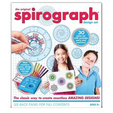 Picture of Spirograph - Box Design Set