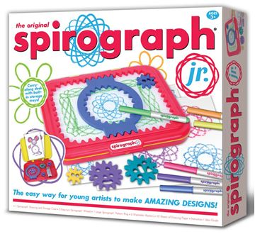 Picture of Spirograph - Junior Set
