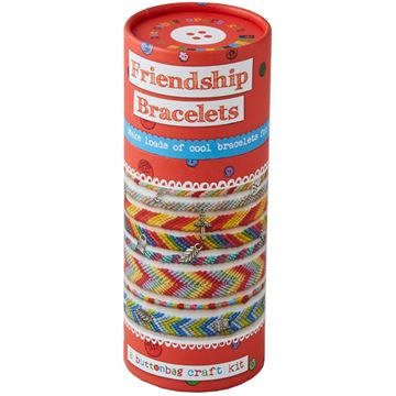 Picture of Buttonbag - Friendship Bracelet Making Kit