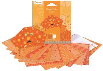 Picture of Avenue Mandarine - Dog Origami Kits (Orange)