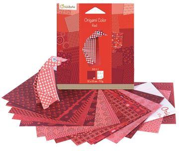 Picture of Avenue Mandarine - Penguin Origami Kits (Red)