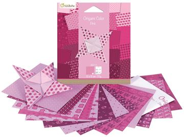 Picture of Avenue Mandarine - Star Origami Kits (Pink)