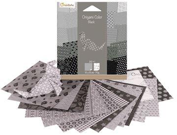 Picture of Avenue Mandarine - Seal Origami Kits (Black & White)