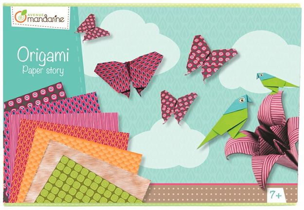 Picture of Avenue Mandarine - Art of Flight Origami Box Set