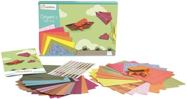 Picture of Avenue Mandarine - Azure Allure Origami Box Set