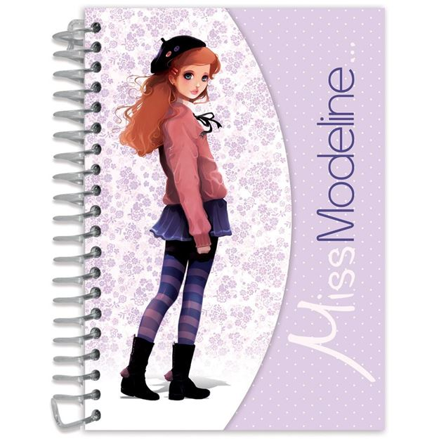 Picture of Avenue Mandarine - A6 Notepad & Design Book (Capucine)