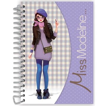 Picture of Avenue Mandarine - A6 Notepad & Design Book (Maya)