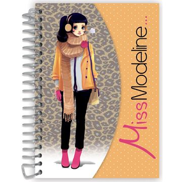 Picture of Avenue Mandarine - A6 Notepad & Design Book (Rosalie)