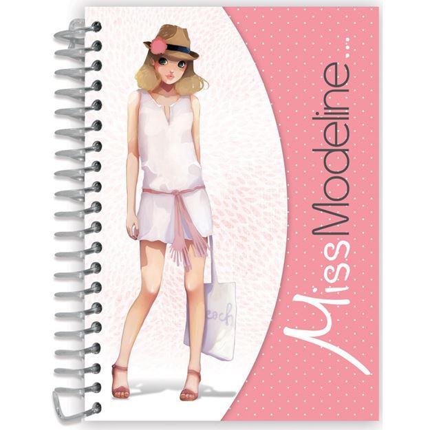 Picture of Avenue Mandarine - A6 Notepad & Design Book (Clementine)