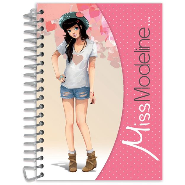 Picture of Avenue Mandarine - A6 Notepad & Design Book (Perrine)