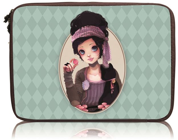Picture of Avenue Mandarine - Laptop Case