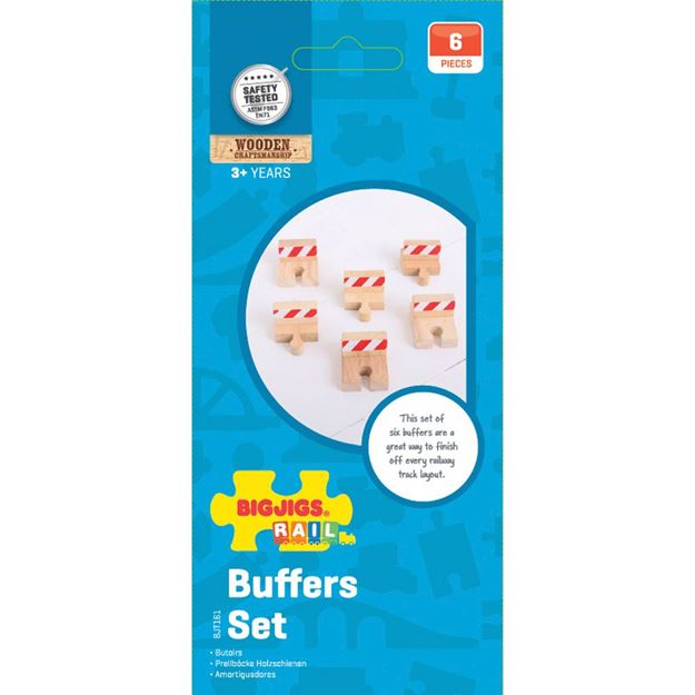 Picture of Bigjigs Rail - Buffers
