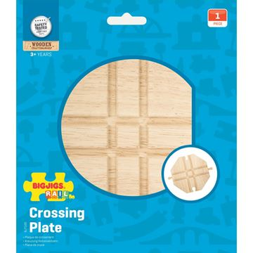 Picture of Bigjigs Rail - Crossing Plate