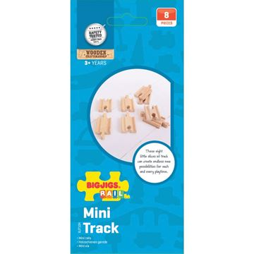 Picture of Bigjigs Rail - Mini Track