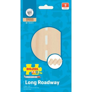 Picture of Bigjigs Rail - Long Roadway